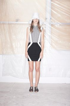 Band of Outsiders Spring 2015 Ready-to-Wear - Collection - Gallery - Look 12 - Style.com