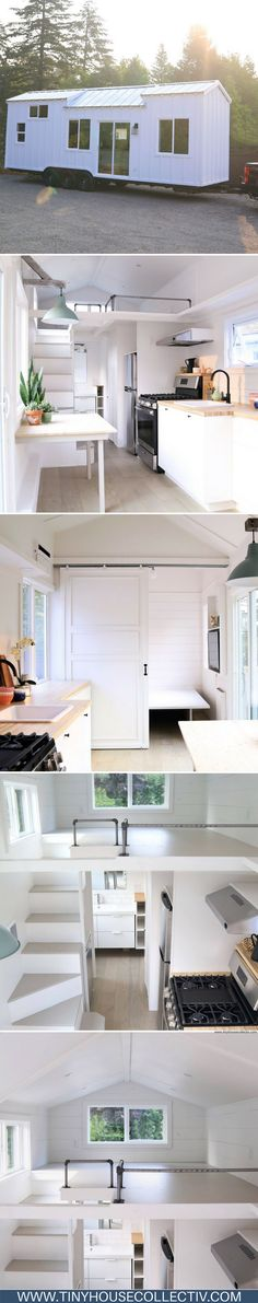 Tiny House Collectiv: The Malibu From Handcrafted Movement