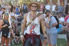 Photos: Celebrities at Coachella 2014 - Photo Gallery - Fuse