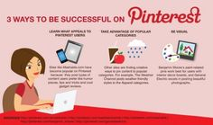 3 façons de réussir sur Pinterest