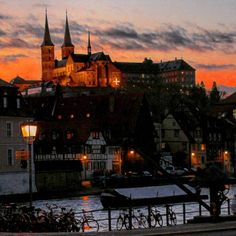 St Michaelsberg - Bamberg, Germany