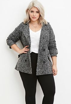 Jackets + Outerwear | PLUS SIZE | Forever 21