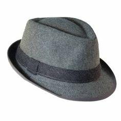 $14.95 Amazon.com: Dorfman Pacific Mens Wool Blend Fedora with Herringbone Band: Clothing