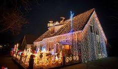 Dé meest hysterisch versierde kersthuizen van Nederland | Zoover