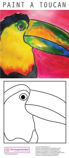 The ImaginationBox: Get creative and celebrate this popular Brazilian bird…
