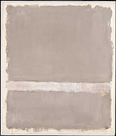 Mark Rothko, Untitled grey paintings.1969