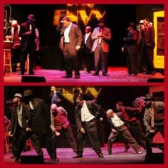 Imitation of Life Broadway Play.  Choreographed by Winkk (Revolution routine)