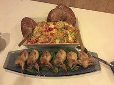 Viiriäispasta Pesto, Beef, Chicken, Food, Red Peppers, Meat, Essen, Meals, Yemek