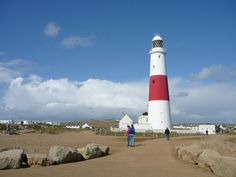 Portland Bill Lighthouse, nr Weymouth, Dorset Portland Dorset, Weymouth Dorset, Uk Beaches, Light House, Beach Holiday, Holiday Destinations, Places Ive Been, Seaside, Places To Visit