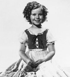Shirley Temple when she was the nation's biggest movie star. Then she became a diplomat during the Cold War years. Always adorable, always a favorite - Shirley Temple - dead at 85.