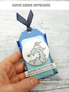 Treat Holder, Goats, Catalog, Goodies, Paper Crafts, Christmas Ornaments, Holiday Decor, Projects, Scrapbooking