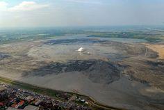 Earth - very hot mud...Lusi mud volcano