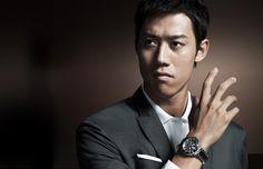 Kei Nishikori (Tennis player) - TAG Heuer Brand Ambassador