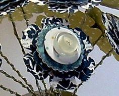 Beth-A-Palooza: Button Flower Shaker
