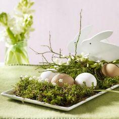 75 Coole Deko Ideen für Ostern 2014 - osterhase coole deko ideen für ostern speziell fest