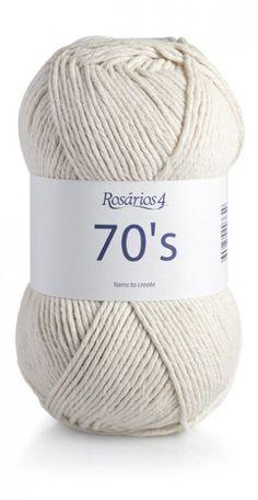 70´s: 100% Cotton/Algodão