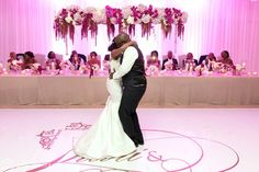 Shari & Tendai wedding - the aleit group Polo Estate Wedding. Bride and groom. First dance. Magenta Flowers, Event Management Company, Bridal Table, Reception Areas, First Dance, Draping, Event Planning, South Africa, Wedding Flowers