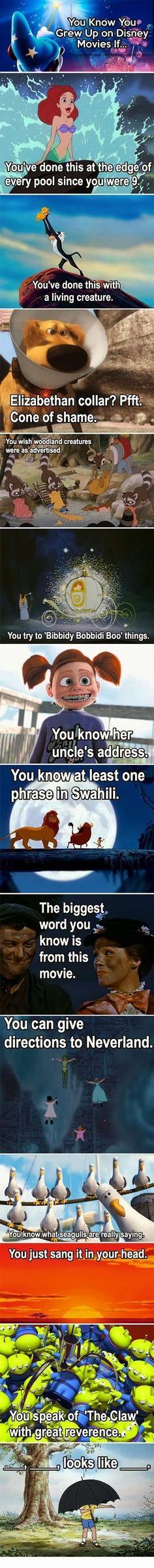 Oh yes - memories of Stephanie as Ariel - LOL!