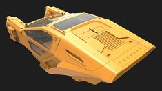 ArtStation - K's Spinner - Blade Runner 2049 Fan Art for Printing, Binh Le Blade Runner 2049, Runes, 3d Printing, Vehicle, Fan Art, Car, Impression 3d, Automobile, Cars