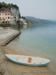 Lake Maggiore at Arona