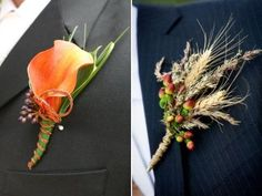 Fall is a very romantic season, warm weather, sun, which is not very bright, beautiful fall leaves around you and even rain is so sweet, when you are standing in it together! Fall wedding florals are rather special...