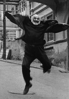 Sergei Parajanov - Armenian film director and artist Street Photography, Portrait Photography, Sad Girl, Film Director, Michelangelo, Armenia, Girl Power, Leather Pants, Cinema