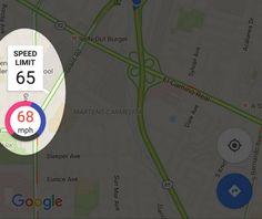 Evita una multa de tráfico agregando un velocímetro a Google Maps para Android
