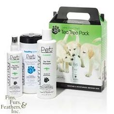 John Paul Pet Tea Tree Grooming Set, 3-Pack « Pet Lovers Ads