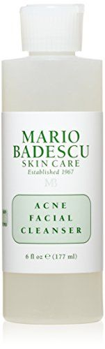 Mario Badescu Acne Facial Cleanser - Prevent and heal existing acne with acne-fighting salicylic acid and...