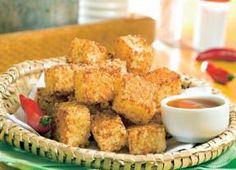 Dadinho de tapioca é o aperitivo perfeito para suas refeições; experimente - Gastronomia - Bonde. O seu portal