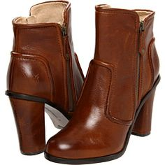Frye Sylvia Piping Bootie, $140