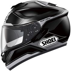 Shoei GT-AIR Journey Black Helmet - Motorcycles508