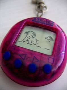 Because some of us have still not recovered from the death of our Tamagotchi pet. | Why Are People Obsessed With The '90s?