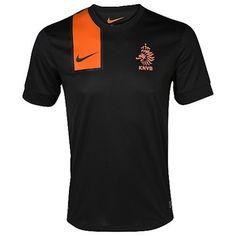La Selección de Holanda Eurocopa 2012 Away Camiseta futbol  496  - €16.87   cdfdf135fc3