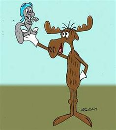 Rocky and Bullwinkle Show