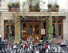 8 cheap hotels in Paris with great locations - Remember Hotel du Nord, they provide guests with free bikes!