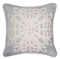 SA Cala Pillow in Storm design by Villa Home