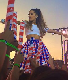Ariana Grande // July 4th