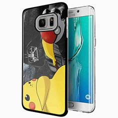 Pokemon Death Star for Iphone and Samsung Galaxy Case (Samsung S6 Edge Plus black)