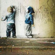 33 fabuleuses photos qui vont vous faire aimer le street art