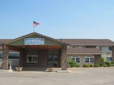 Fireside Inn and Suites (215 Highway 2 East) Featuring free WiFi throughout the property, Fireside Inn and Suites offers pet-friendly accommodation in Devils Lake. Guests can enjoy the on-site bar.  Every room is fitted with a flat-screen TV. #bestworldhotels #hotel #hotels #travel #us #northdakota