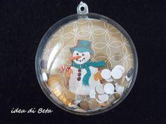 Queste sono alcune delle decorazioni per l'Albero di Natale eseguite in questi ultimi anni. Per ognuno elencherò il materiale, ricordando che utilizzo sempre la colla vinilica per assemblare i vari...
