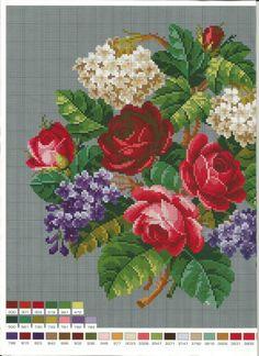 (3) Gallery.ru / Фото #30 - по мотивам старых бисерных работ - somerset24