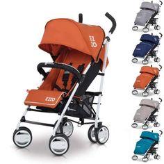 Euro-Cart Ezzo Sportbabakocsi #narancssárga Baby Strollers, Children, Sports, Products, Baby Prams, Young Children, Hs Sports, Boys, Kids