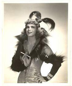Vintage Drag Queen photographs--Francis Renault
