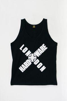 LARGE BLACK LOGO VEST  #large  #logo  #vest  #black  #hardwareldn  #tanktop  #blackandwhite  #streetbrand  #streetwear  #urban  #vestproductshot  #productshot  #cross  #hardware  #london (£30 - http://hardwareldnstore.myshopify.com/collections/unisex-logo/products/large-black-logo-vest)
