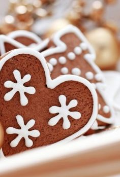 Gingerbread #gingerbread, #food, #sweets, https://apps.facebook.com/yangutu