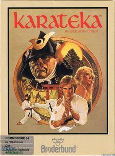 KARATEKA(1985) by super nintendo system