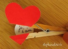 valentine's day craft idea, classroom project?