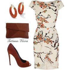 A fashion look from April 2013 featuring Oasis dresses and Rare London clutches. Browse and shop related looks.